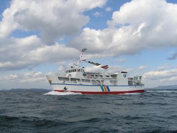 第二フェリー大島
