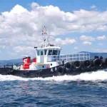 第310番船「つき丸」竣工